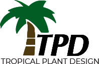 Tropical Plant Design, Footer logo