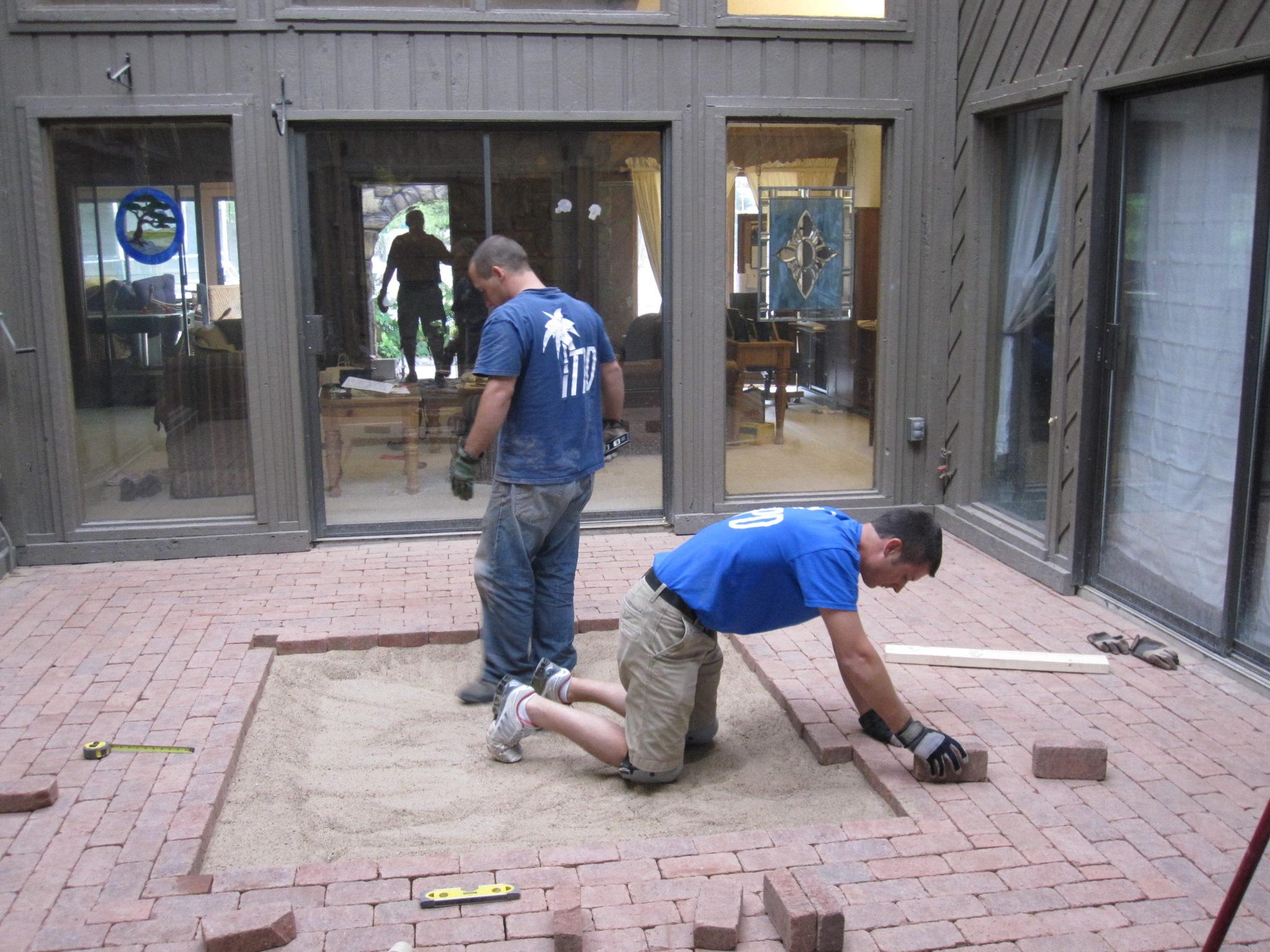 Brick Patio Process (3)