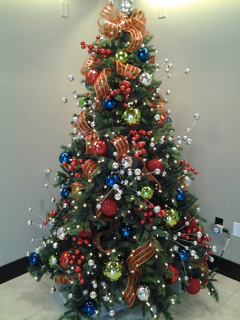 Christmas tree decoration (8)