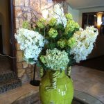Silk-artificial floral design (12)