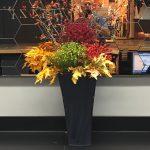 Silk-artificial floral design (15)