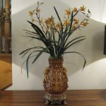 Silk-artificial floral design (5)