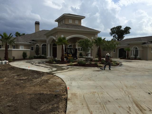 outdoor palm tree installationoutdoor palm tree installation